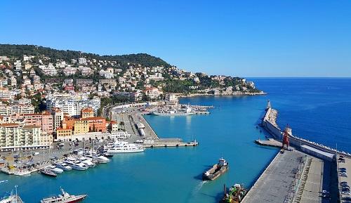 Immobilier à Nice Le Port